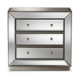 Kaplan 3 Drawer Accent Chest by Mercer41