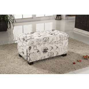 Upholstered Storage Bench by Bellasario Collection Best Choices