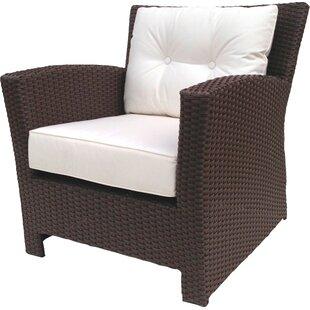 Sonoma Patio Chair with Sunbrella Cushions