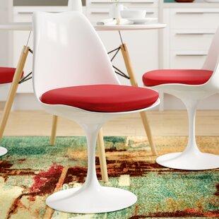 Julien Solid Back Dining Side Chair (Set ..