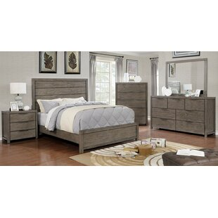 Elowen Panel Configurable Bedroom Set