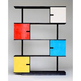 Pia 152cm Bookcase By Ebern Designs