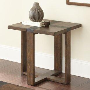 Loon Peak Pine Mountain End Table
