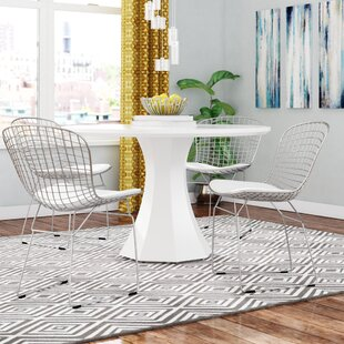 Read Reviews Makris Dining Chair (Set of 4) by Ivy Bronx Reviews (2019) & Buyer's Guide
