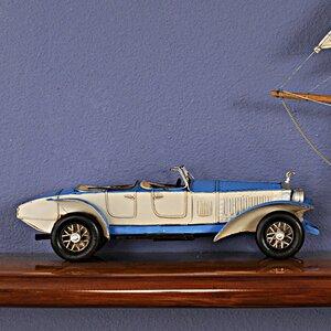 1928 17EX Sports Rolls Royce Phantom Car Model