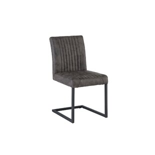 Hughey Upholstered Dining Chair By Mercury Row