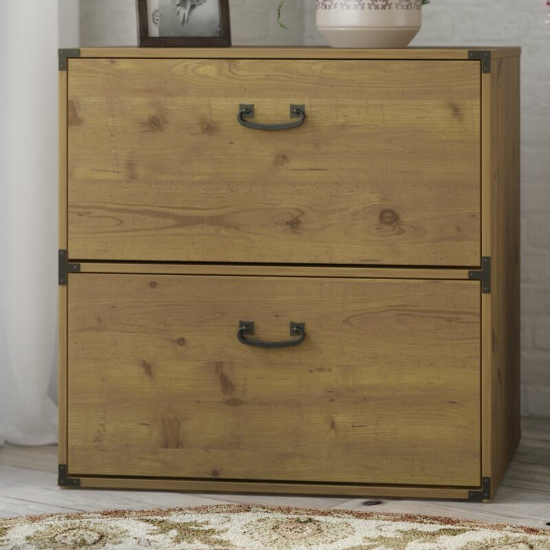 Ironworks 2 Drawer Lateral