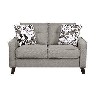 Great choice Dmitri Loveseat by Andover Mills Reviews (2019) & Buyer's Guide