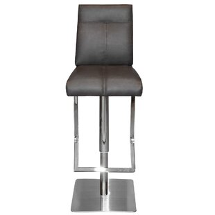 Castillo Adjustable Height Swivel Bar Stool