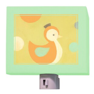 Oopsy Daisy Poser Duckling Night Light