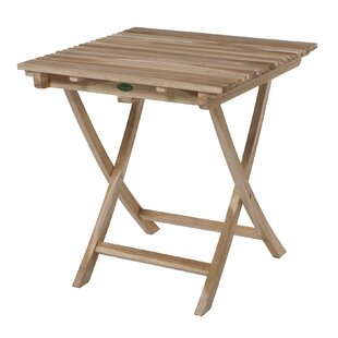Milford ECO Bistro Table By PlossCoGmbH