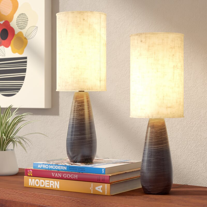 Mercury row alcinous 175 table lamp set of 2 reviews wayfair alcinous 175 table lamp set mozeypictures Images