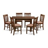 Antonio Extendable Solid Wood Breakfast Nook Dining Set by Andover Mills™