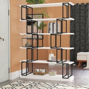 Sansbury Etagere Bookcase