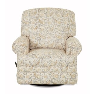 Darby Home Co Dauphin Swivel Reclining Glider