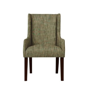 Hargraves Wingback Chair by Alcott Hill