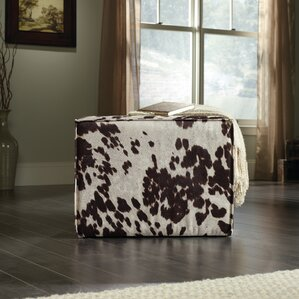 Arvilla Ottoman by Laurel Foundry Modern Farmhouse