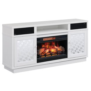 Georg TV Stand For TVs Up To 70 With Fireplace