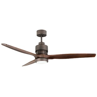 Read Reviews 70 Spillman 3 Blade Ceiling Fan with Remote By Brayden Studio