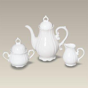 Porcelain Teapot Sets Wayfair Ca