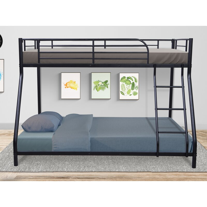 Isabelle Max Emblyn Twin Over Full Bunk Bed Wayfair