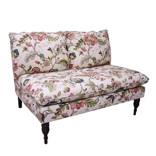 Read Reviews Cassiopeia Settee by August Grove Reviews (2019) & Buyer's Guide