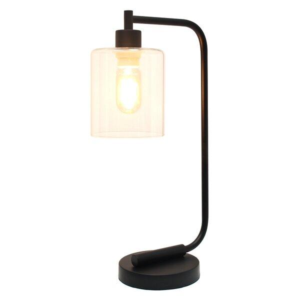 """Keystone Lantern 19"""" Desk Lamp by Allmodern"""