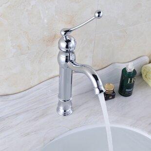 American Imaginations Deck Mount Brass Faucet