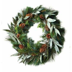 Artificial Christmas Wreaths You'll Love   Wayfair