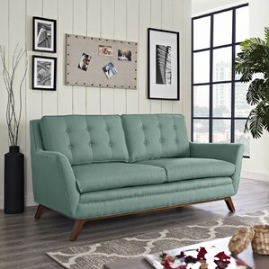 Beguile Loveseat by Modway