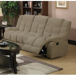 Heaven on Earth Reclining Sofa..