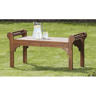 Guarino Acacia Coffee Table Image