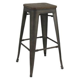 Vinson 76cm Bar Stool By Borough Wharf