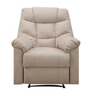 Look for Gertrude Manual Wall Hugger Recliner by Andover Mills Reviews (2019) & Buyer's Guide