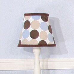 Minky Dot 8 Empire Lamp Shade