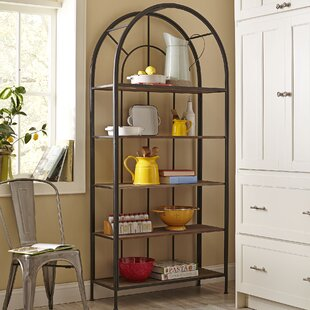 Birch Lane™ Medfield Metal Bookshelf