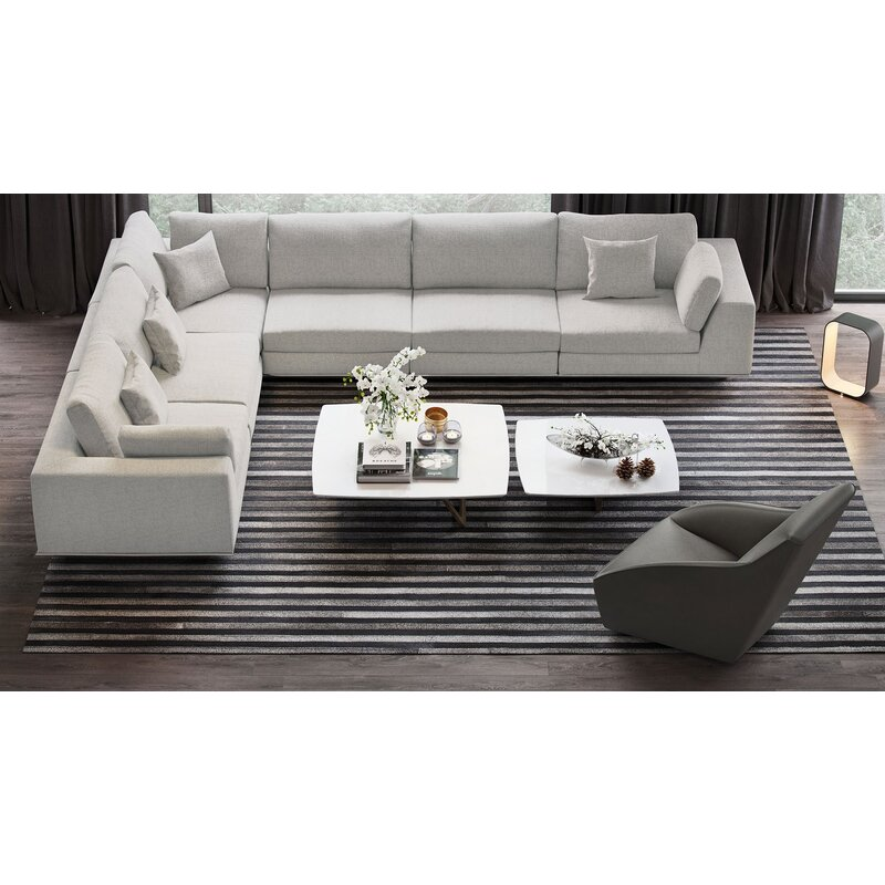 Orren Ellis Syd 162 Left Hand Facing Corner Sectional Wayfair