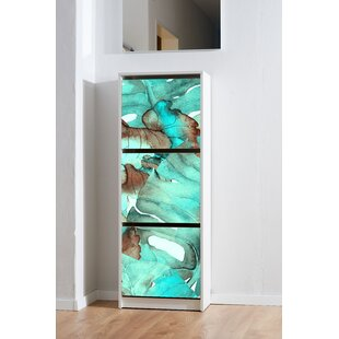 8 Pair Shoe Storage Cabinet By Ebern Designs
