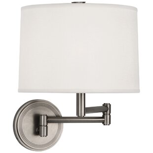 Robert Abbey Sofia 1-Light Swing Arm Lamp