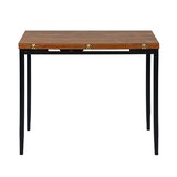 Abdul-Shafi Extendable Dining Table by Latitude Run