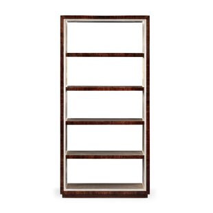Five Tier Standard Bookcase By Jonathan Charles Fine Furniture