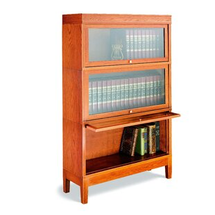 800 Sectional Series Door Sectional Stack Barrister Bookcase