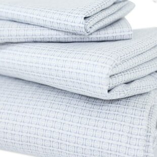 400 Thread Count Cotton Fez Flat Sheet