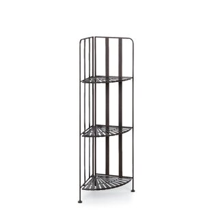 Danvers Corner Bookcase By World Menagerie