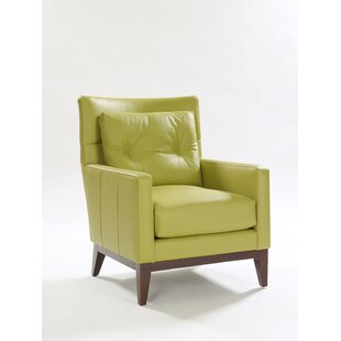 Metro Leather Armchair by Leathercraft