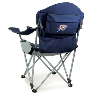 ONIVA™ Reclining Folding Camp Chair