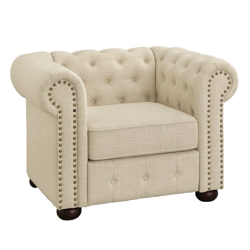 Brilliant Chambliss Chesterfield Chair Short Links Chair Design For Home Short Linksinfo