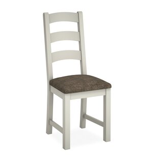 Calvert Ladder Dining Chair By Brambly Cottage