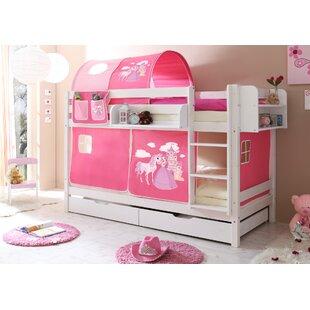 Effie European Single Bunk Bed By Zoomie Kids