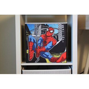 Affordable Spiderman for Toys Fabric Cube or Bin ByEverything Mary